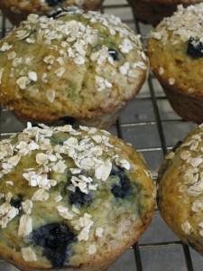 gf blueberry muffin recipe