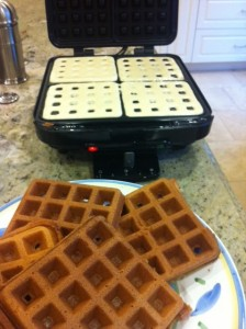 Waffles from Cooking for Your Gluten-Free Teen