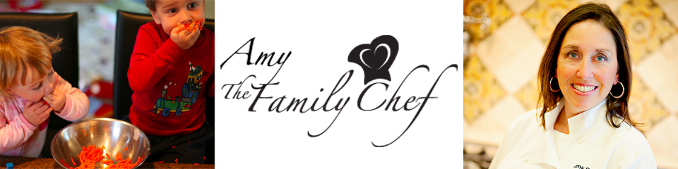 Amy the Family Chef
