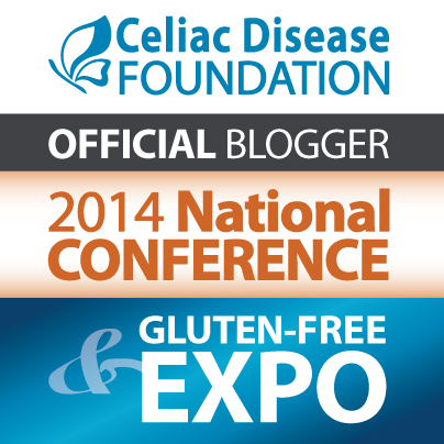 Celiac Disease Foundation Blogger