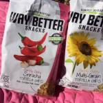 Way Better Snacks beach