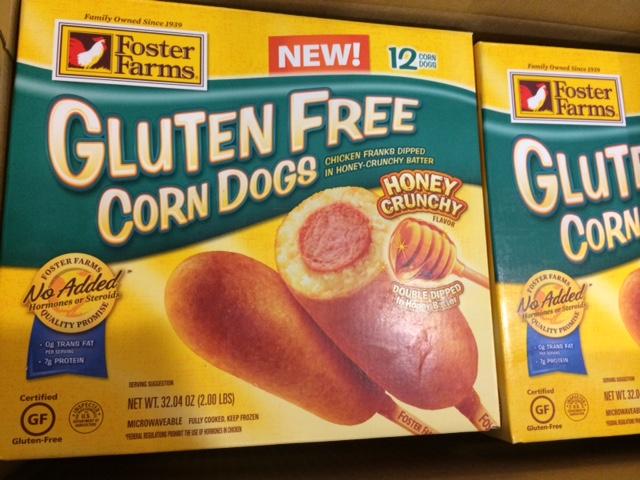 GF Corn Dogs