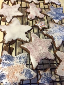 gluten-free gingerbread
