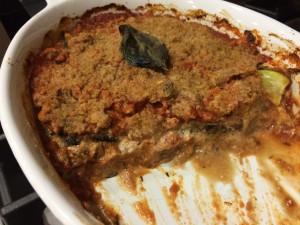 Paleo veggie lasagna