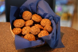 carrot muffins egg free