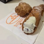 Gluten-free Cannoli in Rome