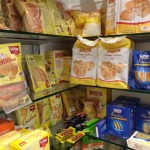 gluten-free food in Italian pharmacy