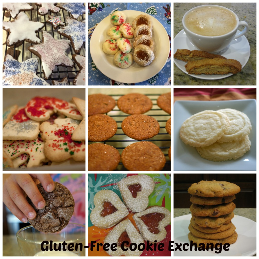 gluten-free cookie exchange