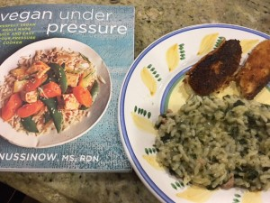 Vegan Under Pressure review