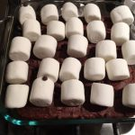 gluten-free smores brownies