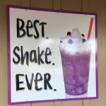 Huckleberry Shake