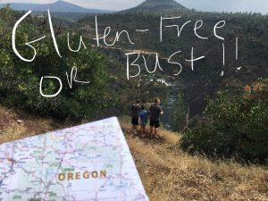 gluten free road trip