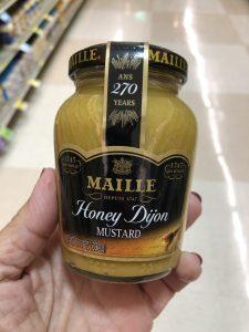 gluten in mustard