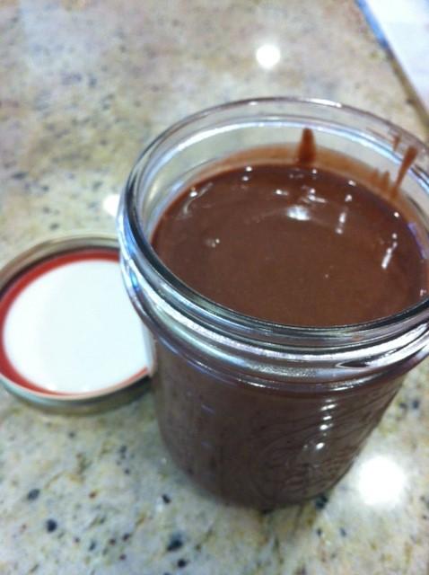 chocolate hazelnut nutella dairy-free