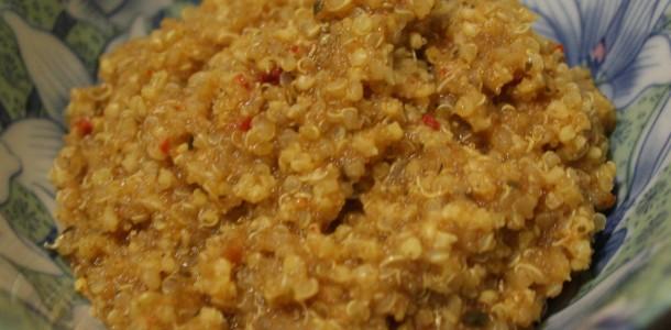 """Spanish Style"" Ancient Harvest Gluten-Free Grains"