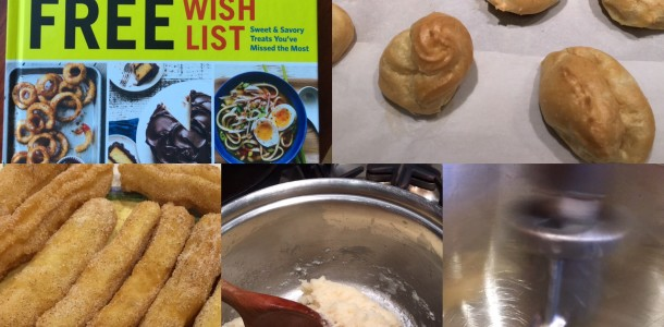 Dishes from Gluten-Free Wish List