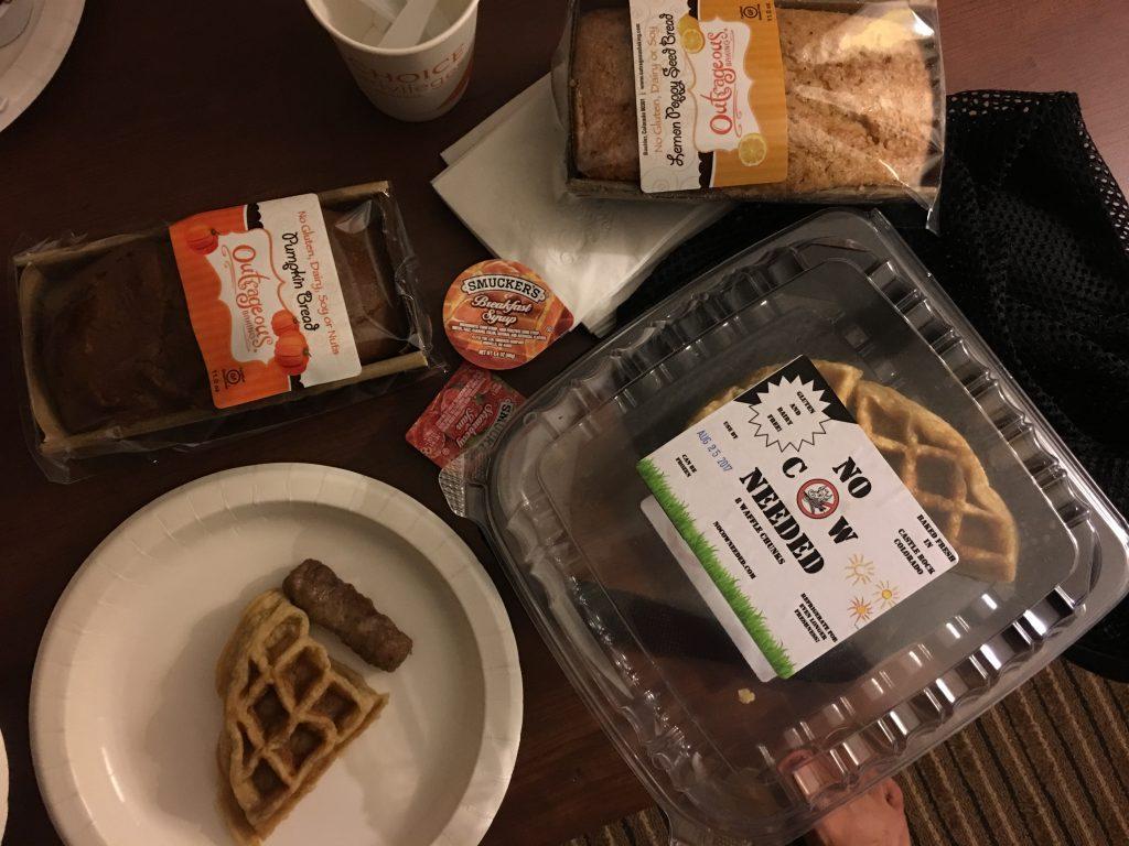 gluten free road trip food